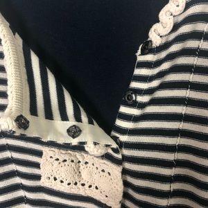 Anthropologie Jackets & Coats - Anthropologie Sparrow Lose Lines Cadigan